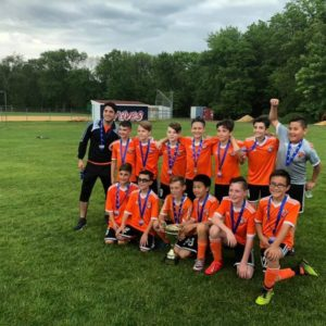 Congratulations to our 08 Strikers