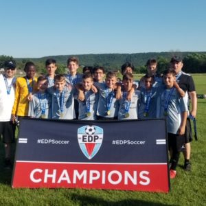 Congratulations to our 05 Summer Select Squad with a first place finish at the Pocono Cup