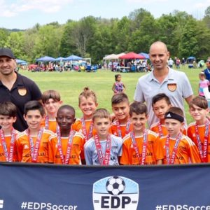 Congratulations to our 2010 Summer Select Squad with a second place finish at the Pocono Cup