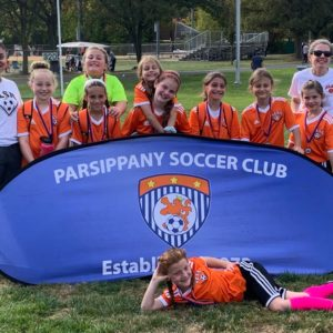 Congratulations to our 2010 Electric with a First Place Finish at the Parsippany Pride Tournament